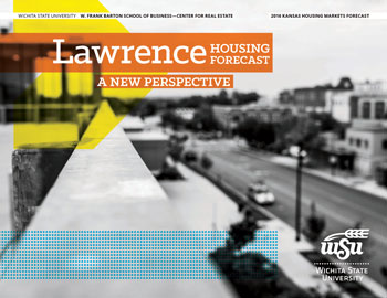 2016 Lawrence Housing Market Forecast Publication