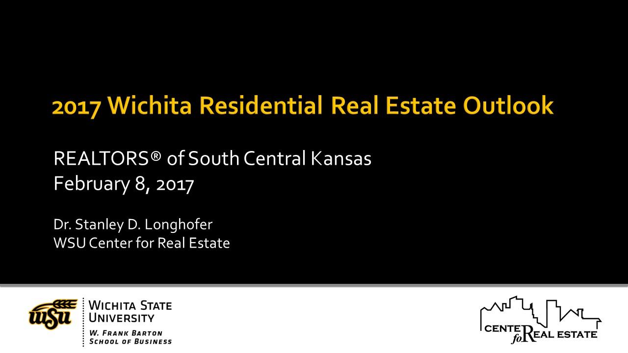 REALTORS® of South Central Kansas Presentation