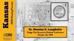 Dodge City Economic Outlook Conference Presentation